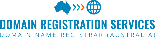 domain registration logo